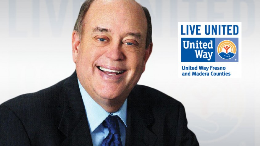 CEO of United Way of Fresno County