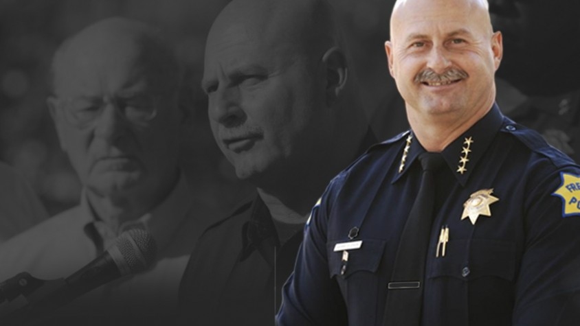 Fresno Police Chief Jerry Dyer