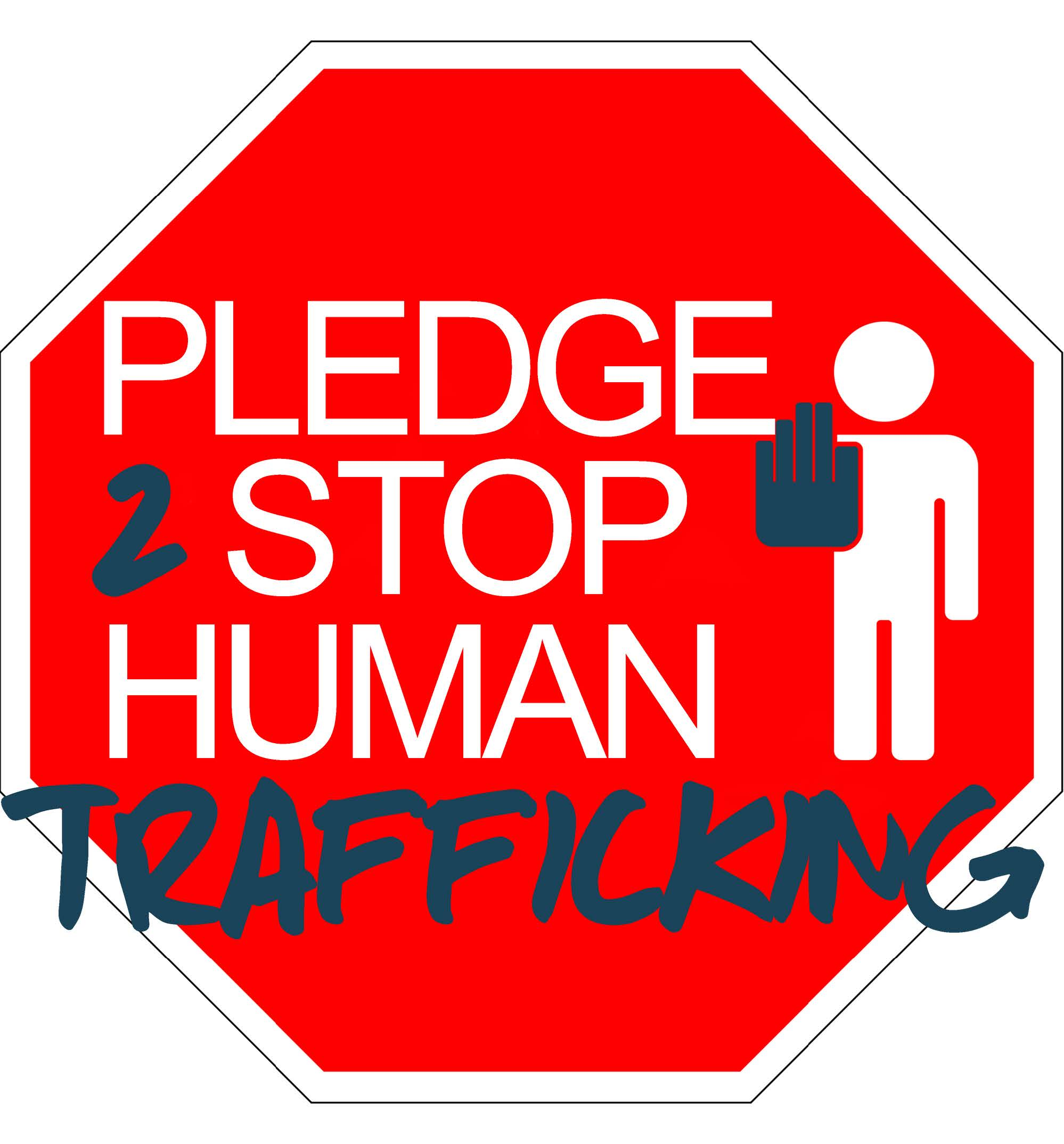Pledge to Stop Trafficking